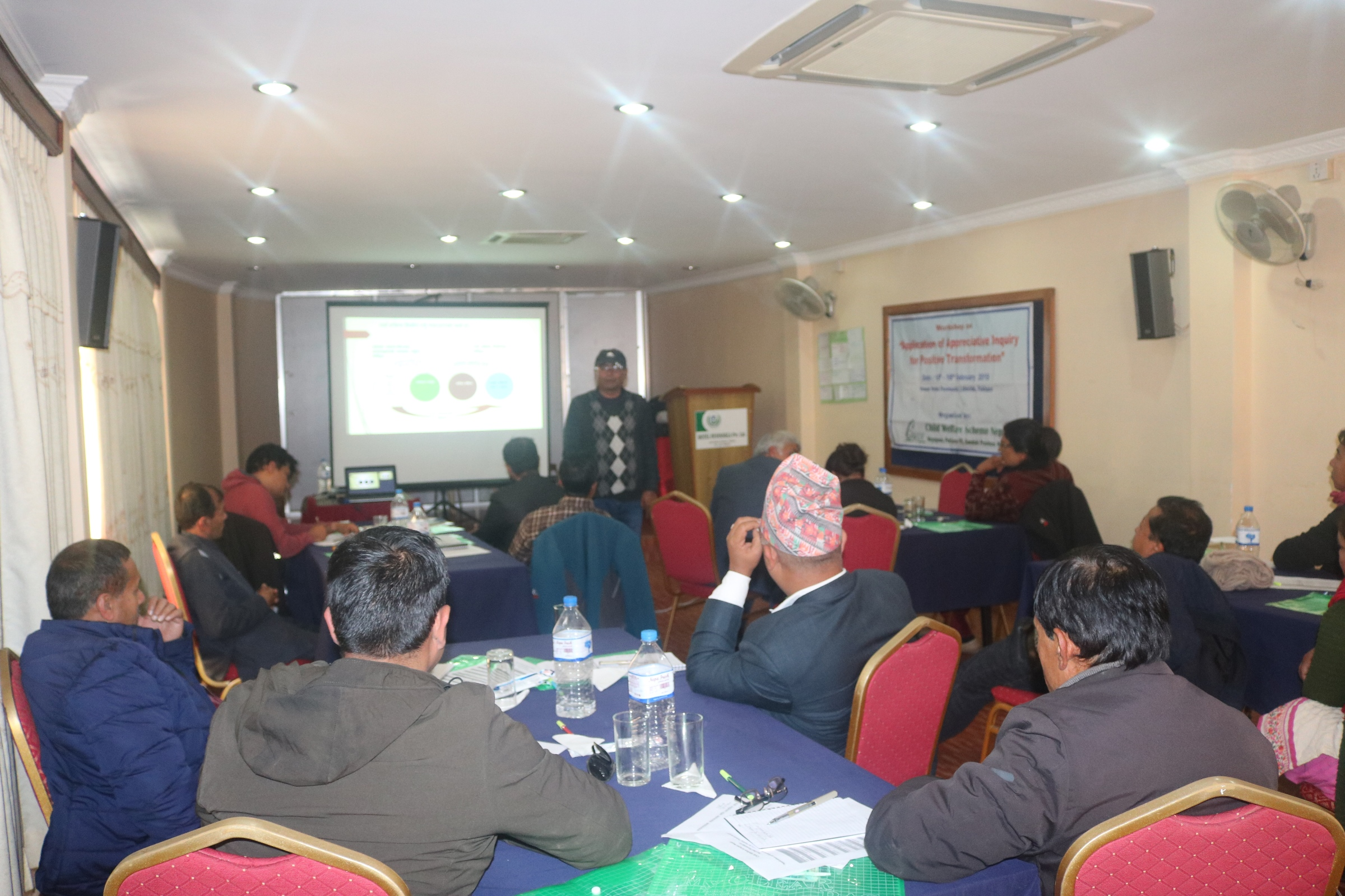 """Workshop on """"AI for positive transformation"""""""