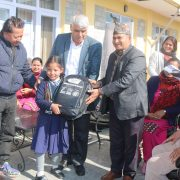 Stationery support to Children with Disabilities