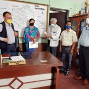 Donation to Covid-19 Emergency Relief Fund of Pokhara Metropolitan City