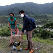COVID-19 Response : Distribution of relief packages, medicines and stationeries